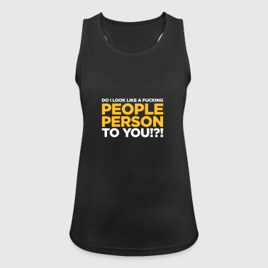 I'm Antisocial - Women's Breathable Tank Top