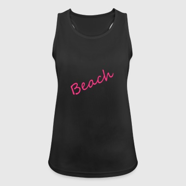 Beach - Women's Breathable Tank Top