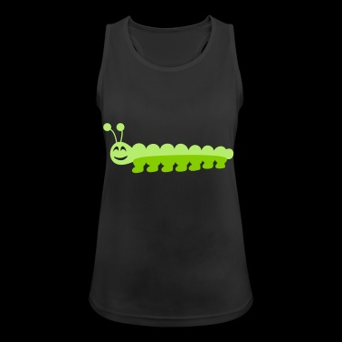 Caterpillar butterfly - Women's Breathable Tank Top