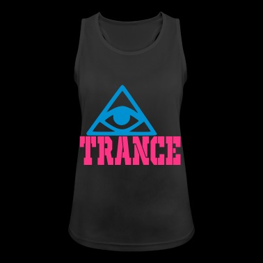 trance - Women's Breathable Tank Top