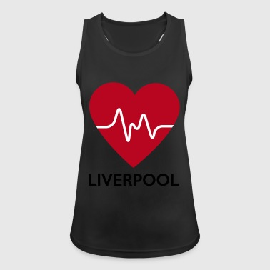 heart Liverpool - Women's Breathable Tank Top