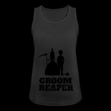 bride groom - Women's Breathable Tank Top