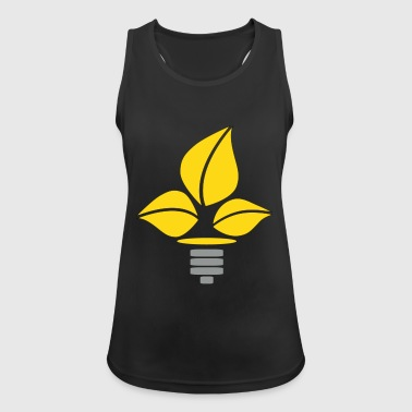 Eco Lightbulb - Women's Breathable Tank Top