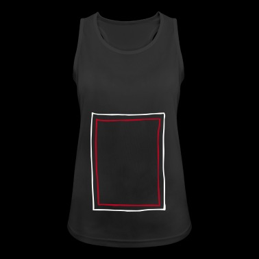 Frame picture frame - Women's Breathable Tank Top