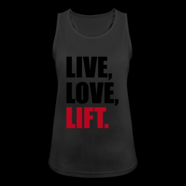 weightlifting - Women's Breathable Tank Top