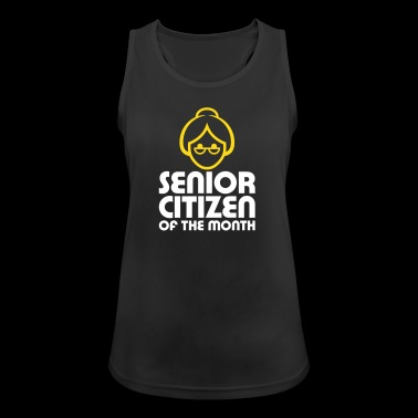 Senior Of The Month - Women's Breathable Tank Top