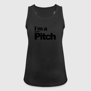I'ma perfect pitch - Women's Breathable Tank Top