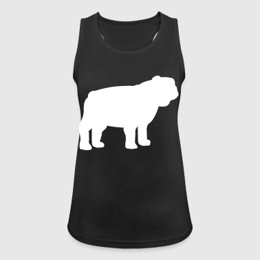 Bulldog gift - Women's Breathable Tank Top