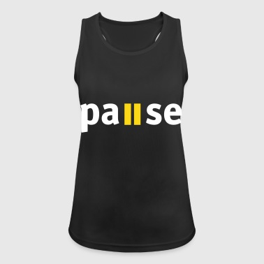 Pause - Women's Breathable Tank Top