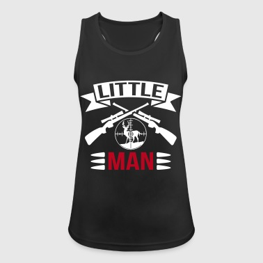 Little Man Hunting - Frauen Tank Top atmungsaktiv