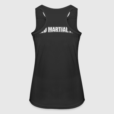 mixed martial arts - Women's Breathable Tank Top