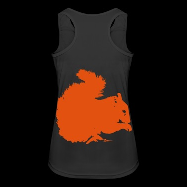 squirrel - Women's Breathable Tank Top