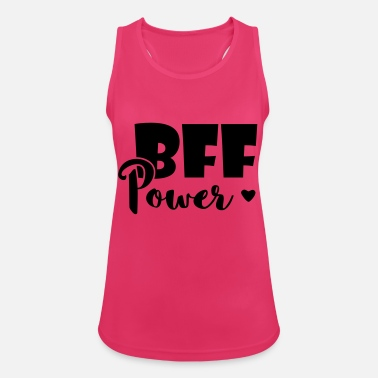 Friendship BFF Power Best Friends - Women's Sport Tank Top