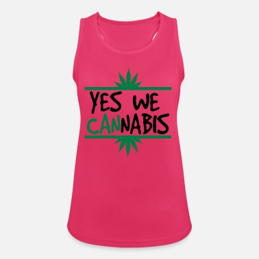 Cannabis Cannabis - Frauen Tank Top atmungsaktiv