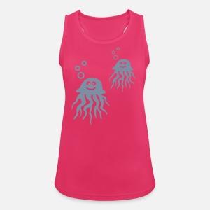 jellyfish women s premium t shirt spreadshirt