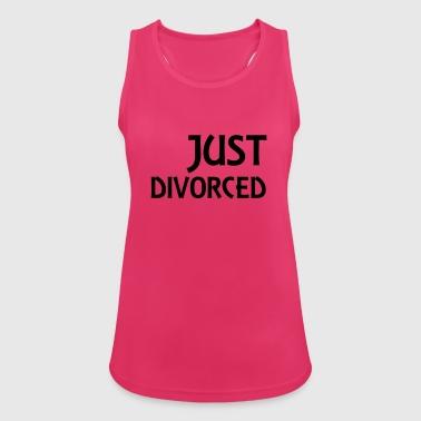 Just divorced - Pustende singlet for kvinner