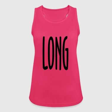 LONG - Women's Breathable Tank Top