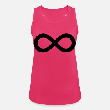 Infinite infinitely - Women's Breathable Tank Top