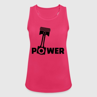 Stempel Power Stempel Power - Dame tanktop åndbar