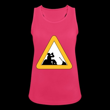 job - Women's Breathable Tank Top