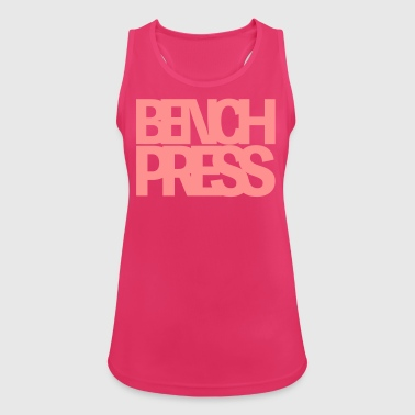Bench Press - Women's Breathable Tank Top