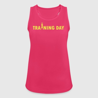 Training Day, - Top da donna traspirante
