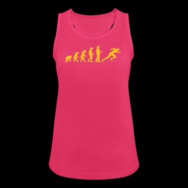 Evolution theory Athletics Sprint - Women's Breathable Tank Top