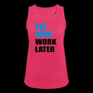 fly - Women's Breathable Tank Top