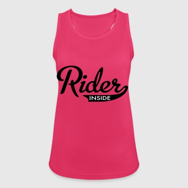 2541614 15935879 rider - Women's Breathable Tank Top