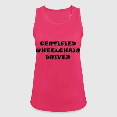 CERTIFIED1 - Women's Breathable Tank Top