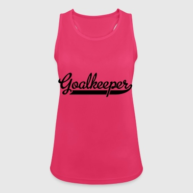 2541614 15939800 goalkeeper - Women's Breathable Tank Top