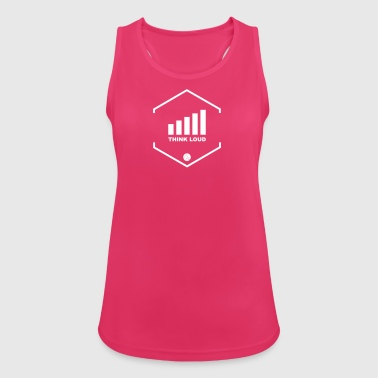 Think Loud - Women's Breathable Tank Top