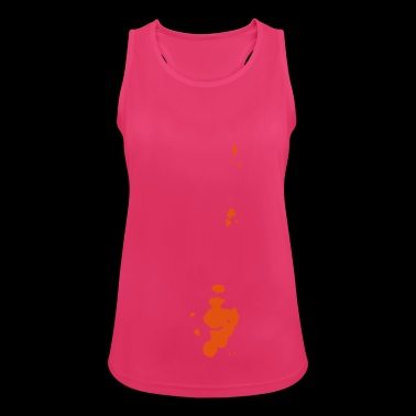 stains - Women's Breathable Tank Top