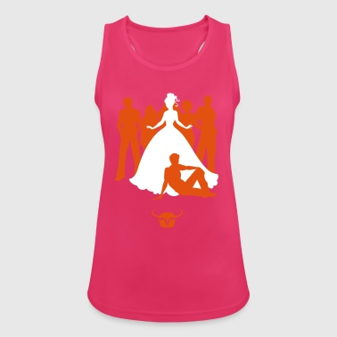 Bride team - Women's Breathable Tank Top