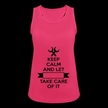 mechanic - Women's Breathable Tank Top