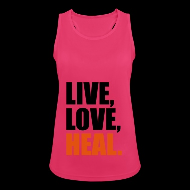 2541614 14405851 heal - Women's Breathable Tank Top
