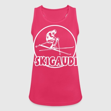 Schneegaudi02 - Women's Breathable Tank Top