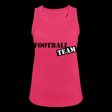 football team - Women's Breathable Tank Top
