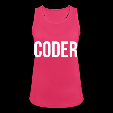 Coder - Pustende singlet for kvinner