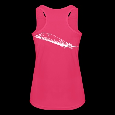 Fine feather - Women's Breathable Tank Top