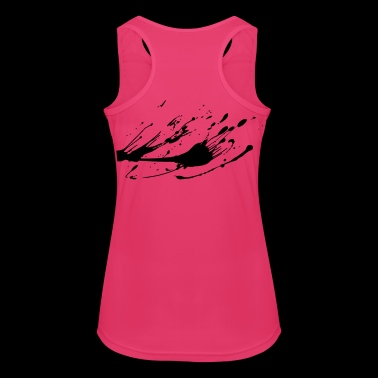 Paint - Women's Breathable Tank Top