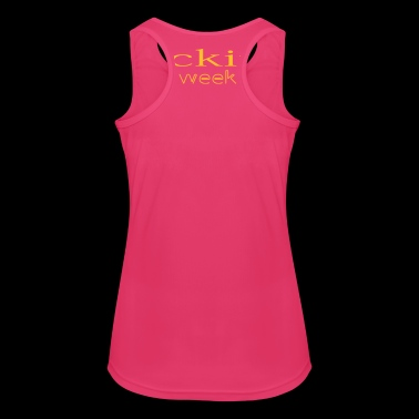 fucking week - Women's Breathable Tank Top