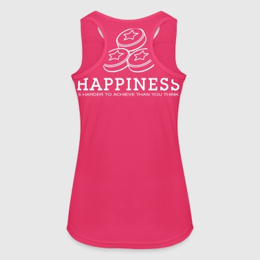 Happiness - Frauen Tank Top atmungsaktiv