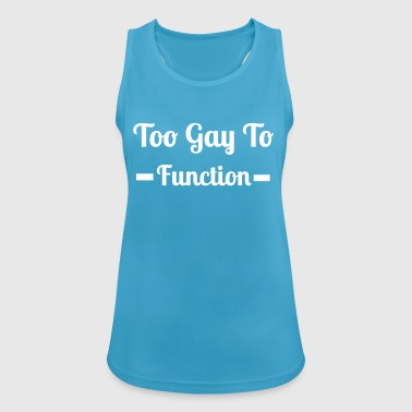 Gay - Frauen Tank Top atmungsaktiv