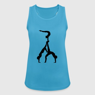 Acrobatics - Women's Breathable Tank Top