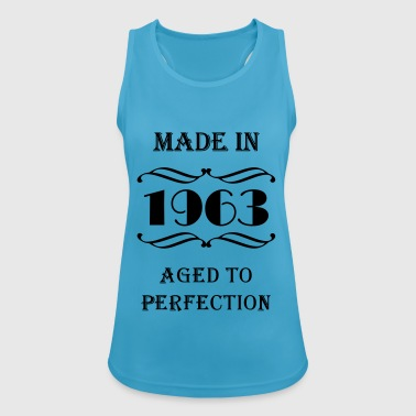 Made in 1963 - Women's Breathable Tank Top