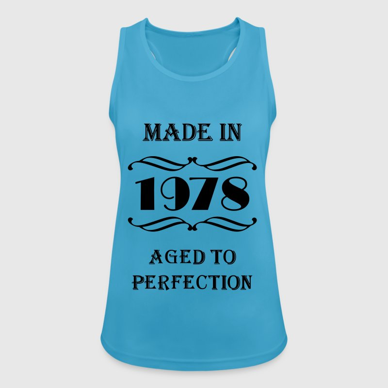 Made in 1978 - Vrouwen tanktop ademend