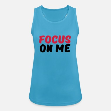 Focus on me - Dame tanktop åndbar
