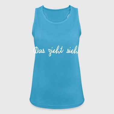 This attracts white to - Women's Breathable Tank Top