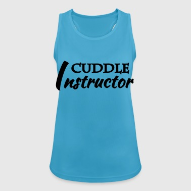Cuddle instructor - Women's Breathable Tank Top